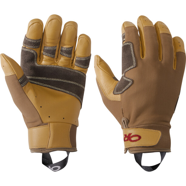 Outdoor Research Direct Route Gloves natural/eart
