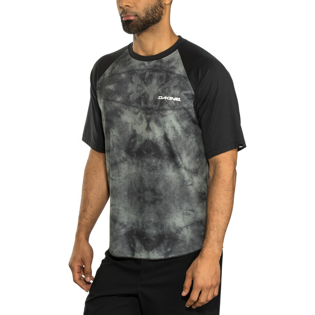 Dakine Dropout Kurzarm Trikot Herren black haze