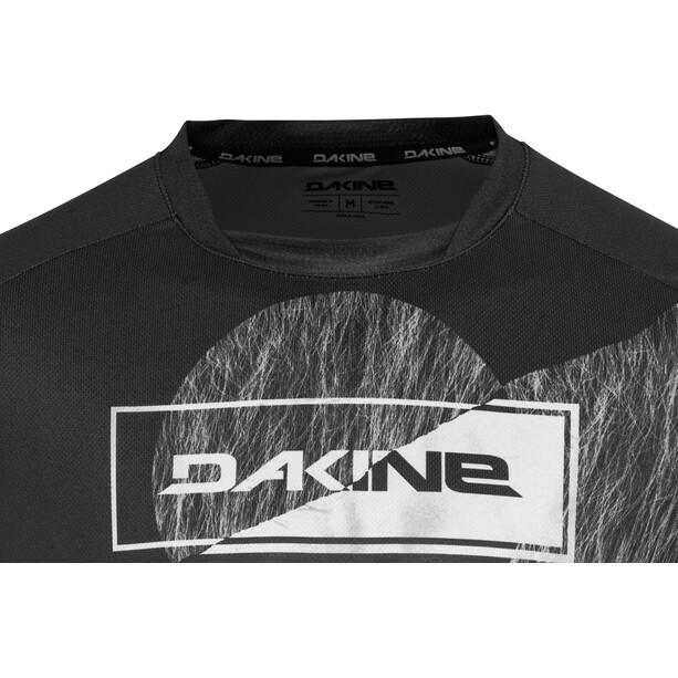 Dakine Thrillium Langarm Trikot Herren team aggy black