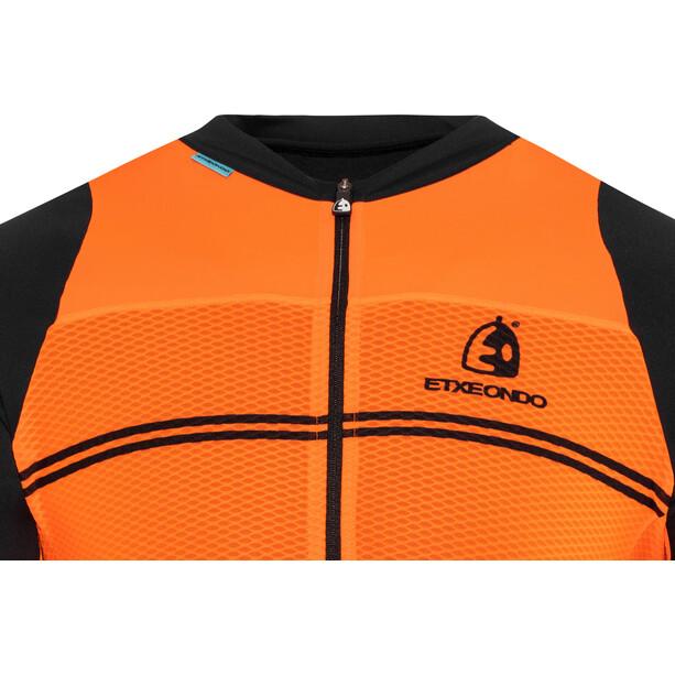 Etxeondo Beira Kurzarm Trikot Herren orange