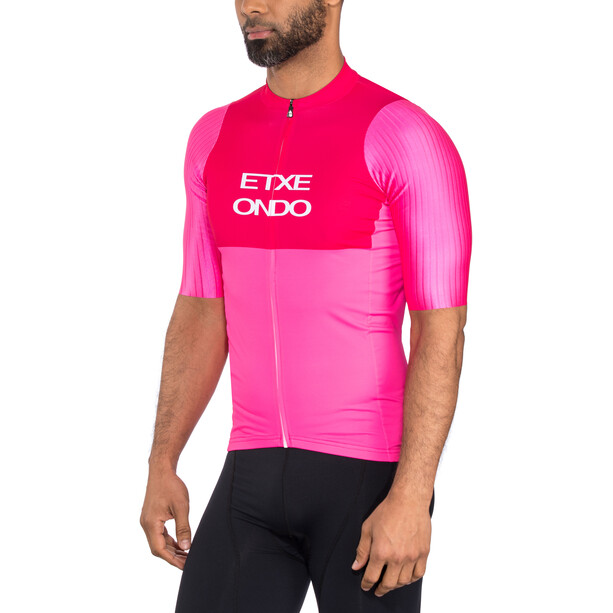 Etxeondo On Aero SS Jersey Herre pink