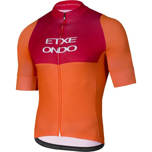 Etxeondo On Training SS Jersey Herre orange
