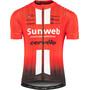 Craft Team Sunweb Replica Kurzarm Trikot Herren sunweb red
