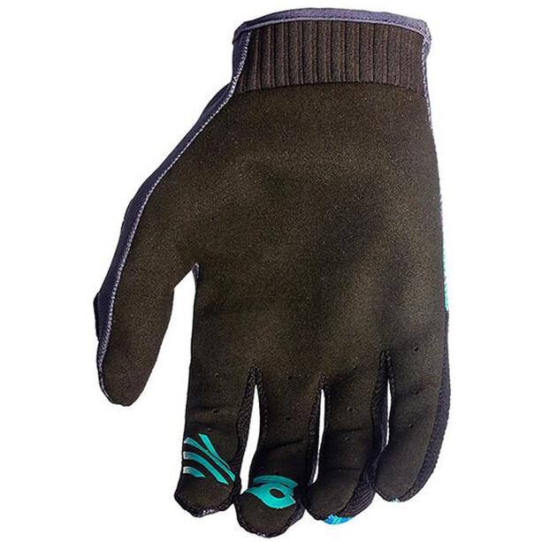 SixSixOne Comp Handschuhe ocean flannel