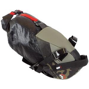 Revelate Designs Vole Satteltasche inkl. Valais Klemme 26mm black camo black camo