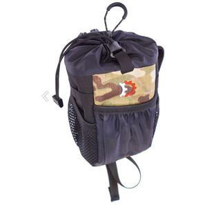 Revelate Designs Mountain Feedbag Bolsa de manillar, negro/beige negro/beige