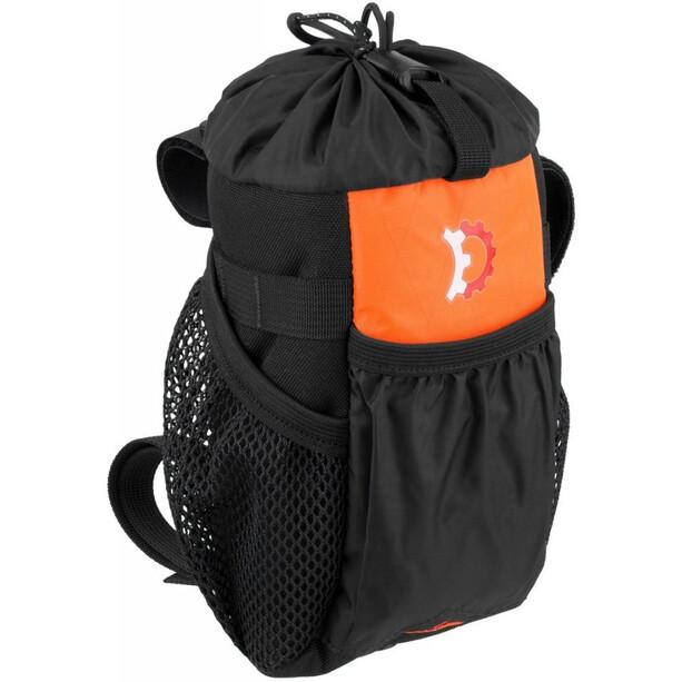 Revelate Designs Mountain Feedbag Lenkertasche blaze orange