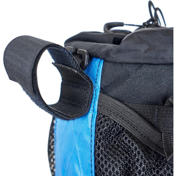Revelate Designs Mountain Feedbag Lenkertasche blue