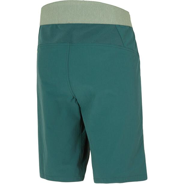 Ziener Ebner Shorts Herren hay green