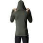 Houdini Power Air Houdi Fleece Jacket Herr baremark green