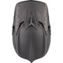 Troy Lee Designs D3 Fiberlite Casque, mono black