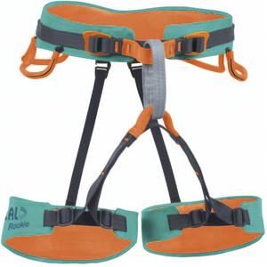 Beal Rookie Harness Kinder green/orange green/orange
