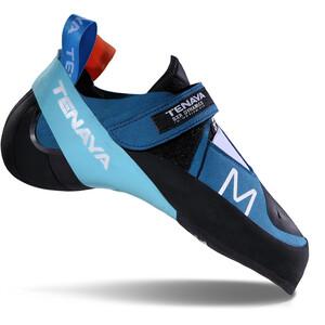 Tenaya Mastia Kletterschuhe blau/schwarz blau/schwarz