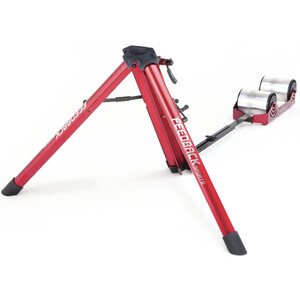 Feedback Sports Omnium IPR-110 Indoor Trainer Incl. Bag red red
