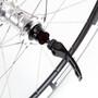 Feedback Sports Steckachsen Adapter 20mm für Truing Stand schwarz