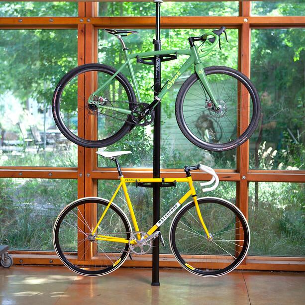 Feedback Sports Velo Home Base Fahrradständer für 2 Fahrräder schwarz