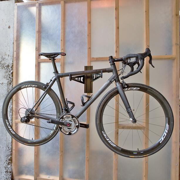 Feedback Sports Velo Wall Rack Support mural pour vélo, noir