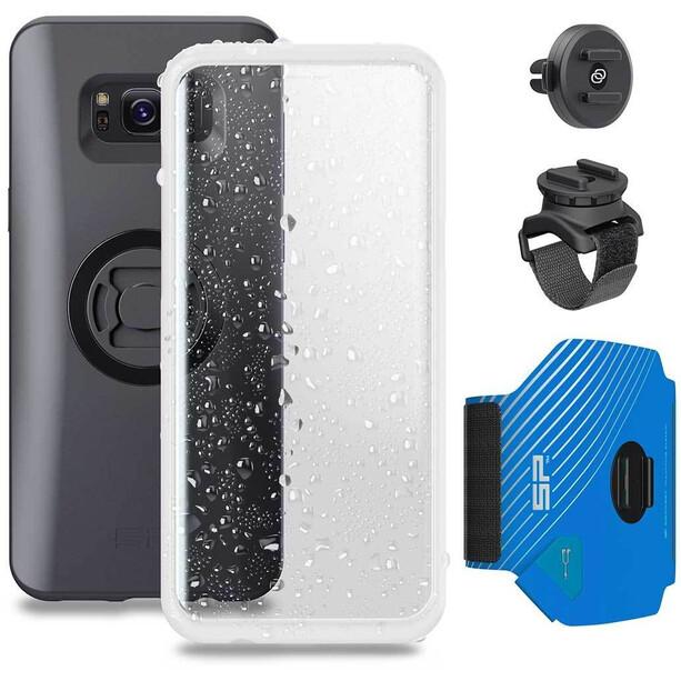 SP Connect Multi Activity Bundle S8/S9 schwarz-transparent-blau