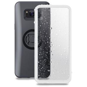SP Connect Weather Hülle S9+/S8+ schwarz-transparent schwarz-transparent