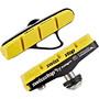SwissStop Full FlashPro Bremsbeläge für Shimano/SRAM Carbon gelb-schwarz