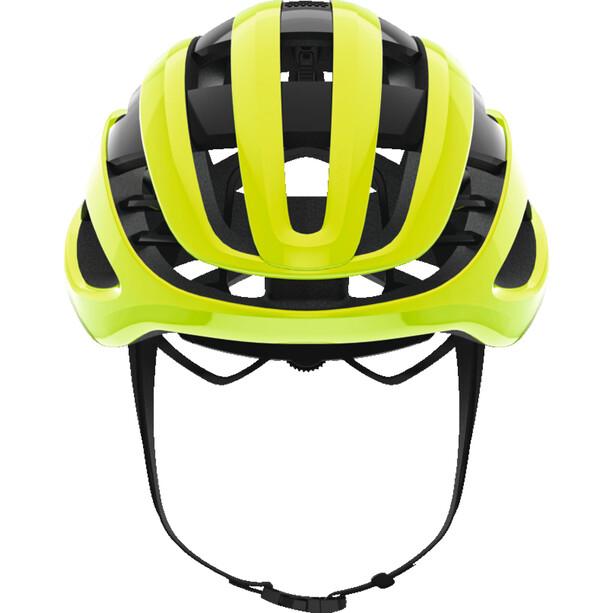 ABUS AirBreaker Helm neon yellow
