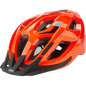 ABUS Aduro 2.1 Hjelm Orange Orange