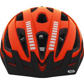 abus urban i 2 0 signal helmet signal orange online bei. Black Bedroom Furniture Sets. Home Design Ideas