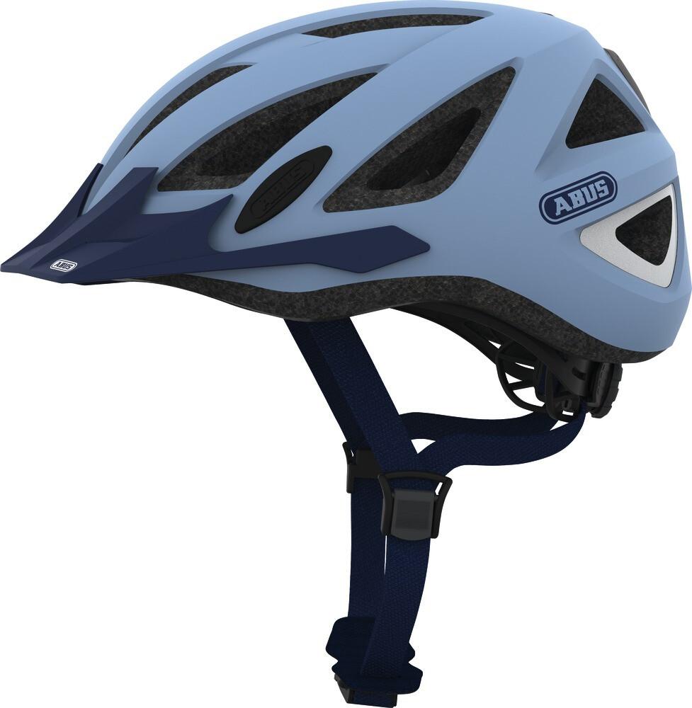 abus urban i 2 0 helmet pastell blue g nstig kaufen. Black Bedroom Furniture Sets. Home Design Ideas