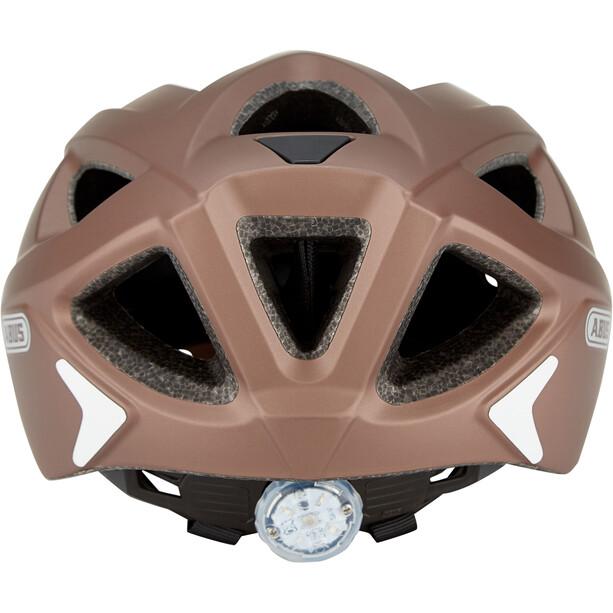 ABUS Aduro 2.0 Helmet metallic copper