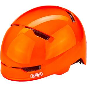 ABUS Scraper 3.0 Helm Kinder shiny orange shiny orange