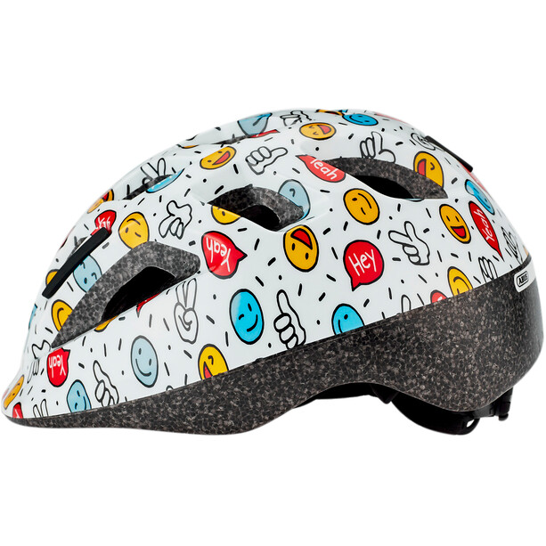 ABUS Smooty 2.0 Helm Kinder weiß