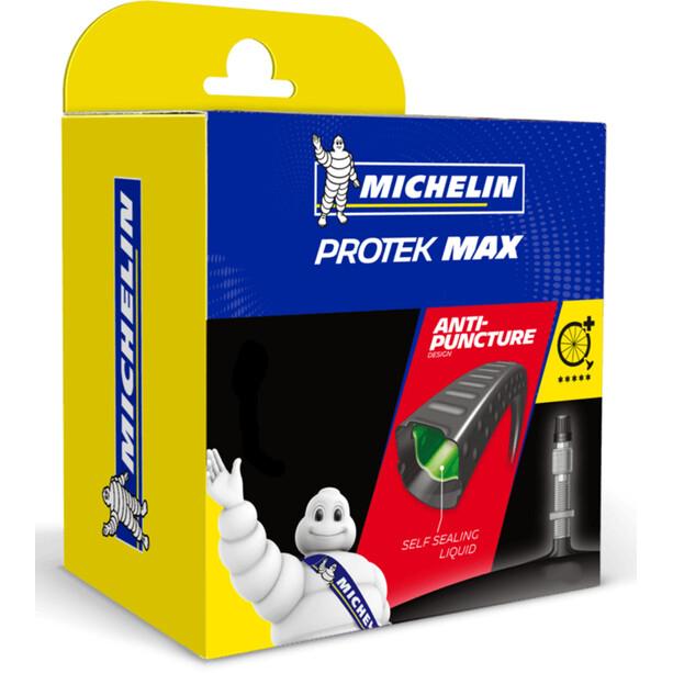 """Michelin Protek Max Fahrradschlauch 27,5"""" schwarz"""