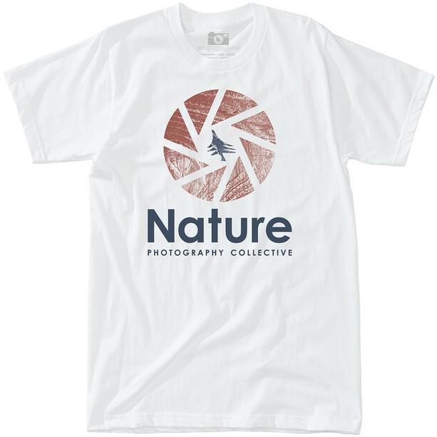 Hippy Tree Shutter T-Shirt Herren white