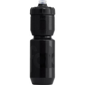 Fabric Gripper Isolierte Flasche 650ml black/black black/black