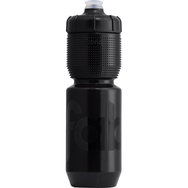 Fabric Gripper Isolierte Flasche 650ml black/black