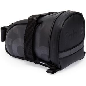 Fabric Contain Satteltasche M black black