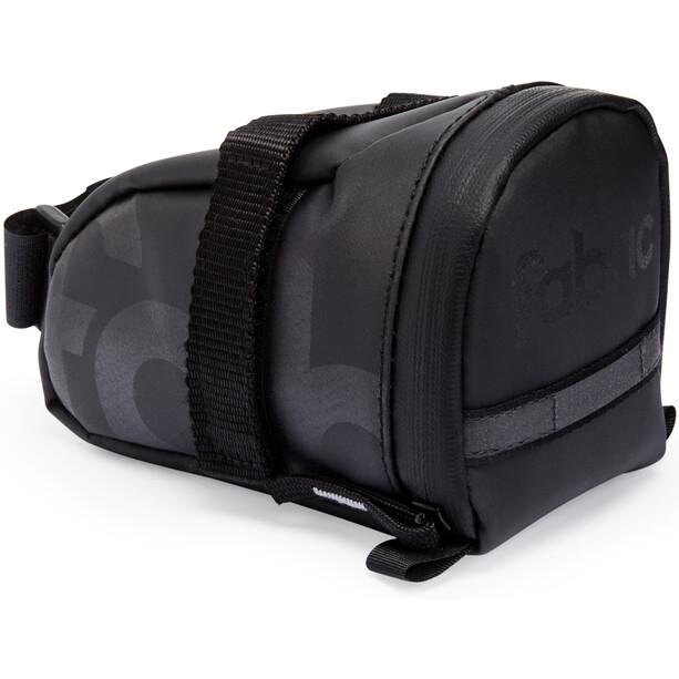 Fabric Contain Satteltasche M black