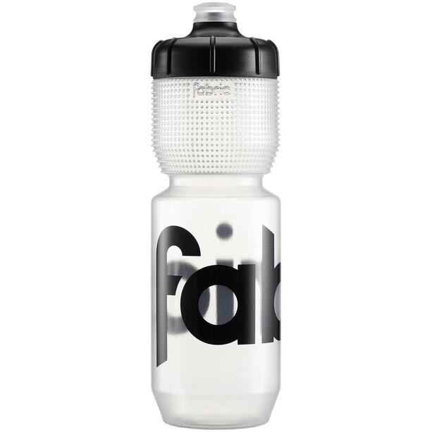 Fabric Gripper Flasche 750ml clear/black
