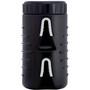 Fabric Cageless Keg Werkzeugflasche black/black