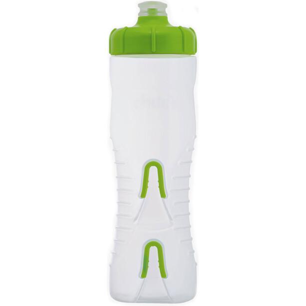 Fabric Cageless Flasche 750ml clear/green