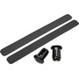 Fabric Knurl Lenkerband black