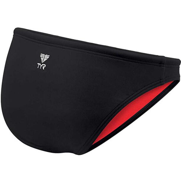 TYR Solid Micro Bikini Bottom Dam black
