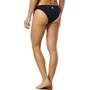 TYR Solid Mini Bikini Bottom Dam black