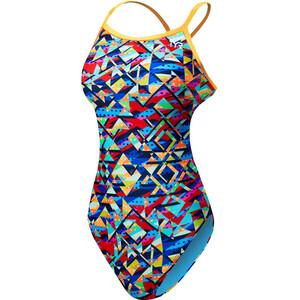 TYR Mosaic Diamondfit Badeanzug Damen multi multi