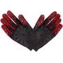 Supacaz SupaG Twisted Handschuhe schwarz/rot