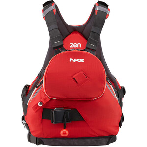 NRS Zen Rescue PFD Jacket red red