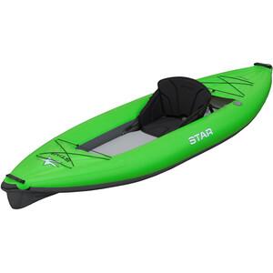NRS STAR Paragon Inflatable Kayak grön grön