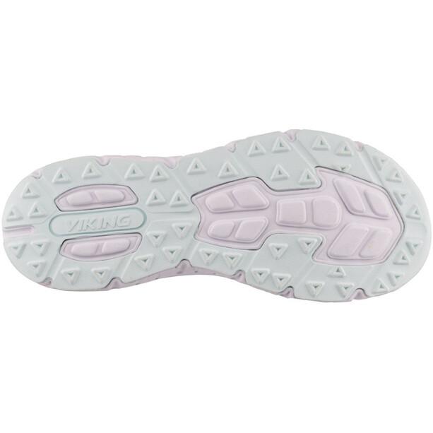 Viking Footwear Brobekk Schuhe Kinder lila