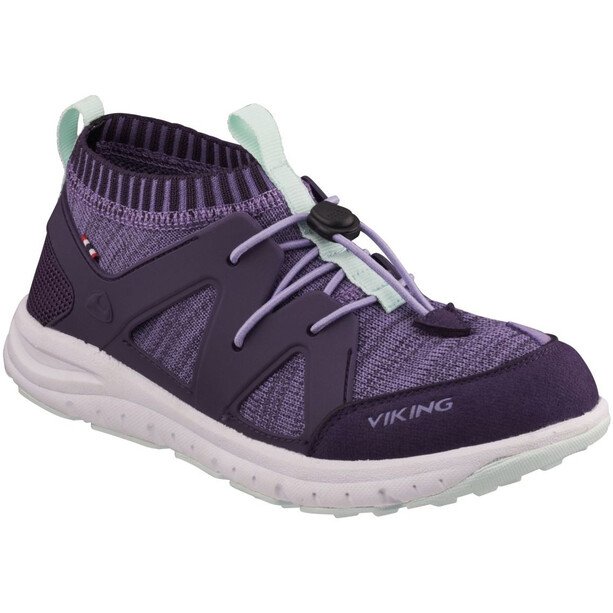 Viking Footwear Brobekk Schuhe Kinder purple/violet