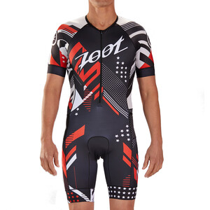 Zoot LTD Tri Aero SS Racesuit Men team team
